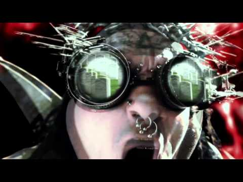 MINISTRY - PermaWar (2013) // official clip // AFM Records online metal music video by MINISTRY