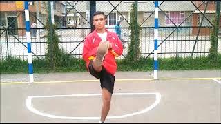 Guía de Aprendizaje en casa: Taekwondo. Fecha límite de envío de evidencias: miércoles 25 de marzo d