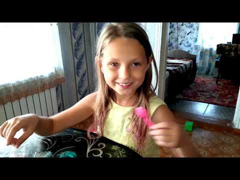 Vlog:Вызвали на прививку.Золотые сережки для Эли.