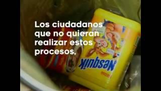 COMO RESOLVIÓ SUIZA EL PROBLEMA DE LA BASURA