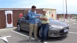 Tesla Model S : le témoignage de Jacques