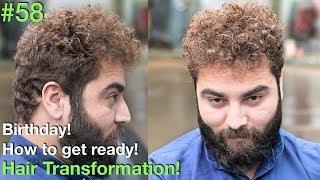 Birthday   Hair Transformation   Birthday Hairstyles   Curly Hair   TODAY