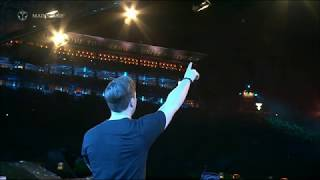 HARDWELL - BEING ALIVE (😱 APOLLO follow-up 😱) [HIGH QUALITY] // Live @ Tomorrowland 2018