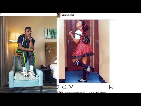 Mose Iyobo:Mimi na Aunty tuliachana ila tukawa tunalala kitanda kimoja na hatuongei.