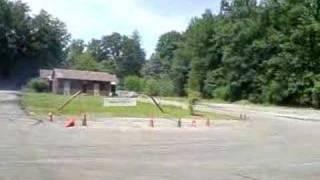 preview picture of video '190E Driftandrace Drift Heimsheim 01.06.2008'