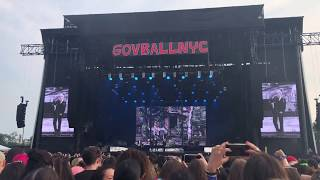 The 1975 | Gov Ball | Sincerity is Scary |