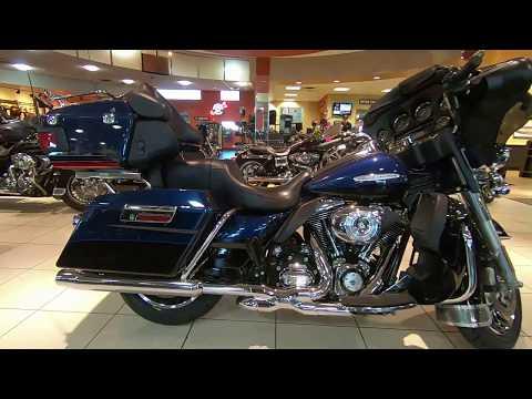 2013 Harley-Davidson Touring FLHTK Electra Glide Ultra Limited