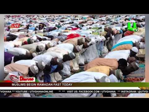 Muslims begin Ramadan fast today
