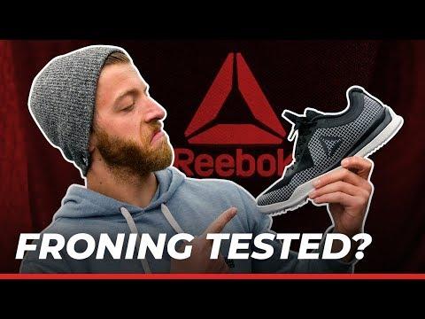 Reebok Froning Training Shoe Review