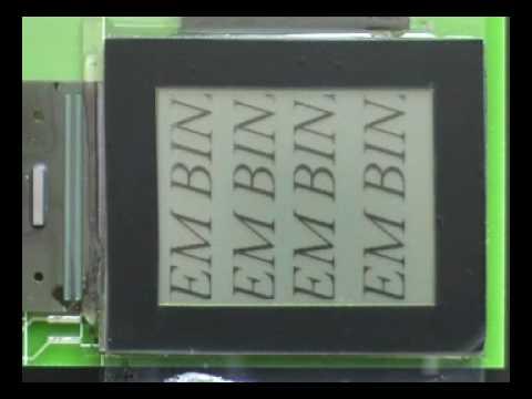 Video-Capable ePaper Hints At A Fun Ebook Reader Future