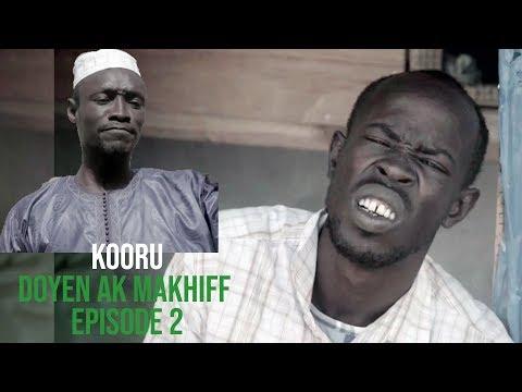 Kooru Niokhite ak Makhiff – Episode 2 avec Modou Mbaye et Saf Nanekh
