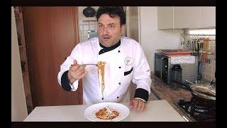Spaghetti di Mezzanotte con la Nduja