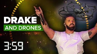 A Drake show isn't complete without drones and flying Ferraris (The 3:59, Ep. 452)