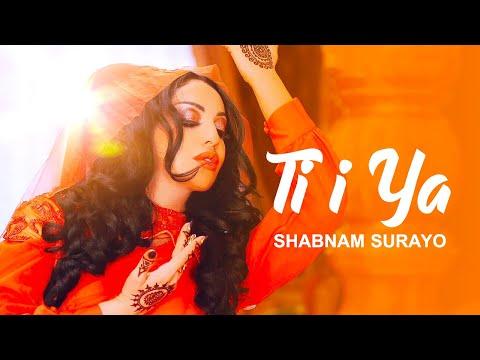 Шабнам Сурайе - Ты и Я