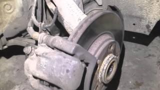 Замена пыльников и отбойников амортизаторов от компании СТО Ключевой Автосервис MSQ - видео