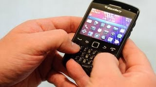 How to Unlock Blackberry Curve 8520