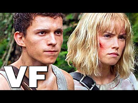 CHAOS WALKING Bande Annonce VF (2021) Tom Holland, Daisy Ridley