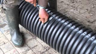 Tayside Beaver Deceiver Pipe Installation.m4v