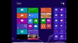 Windows 8 Control Panel - How to Find It - Category View and Icon View
