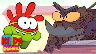 Trash Monster : Om Nom Cartoon Videos | Funny Cartoon for Children - Kids Channel