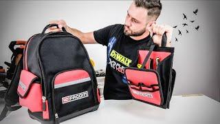 Der beste Rucksack für Werkzeuge! Facom BS.L30 Sehen Sie, bevor Sie kaufen!
