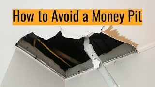 Homebuyers: Here's How to Avoid a Money Pit