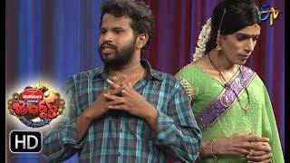 Hyper  Aadi Raijing Raju Performance | Jabardasth | 12th October 2017| ETV  Telugu