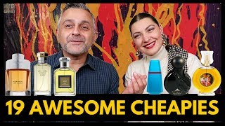 AWESOME CHEAP PERFUMES For Men, Women, Unisex W/Dana | 19 Of Our Favorite Inexpensive Perfumes