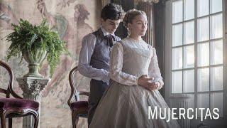 Sony Pictures Entertainment MUJERCITAS. Con Florence Pugh y Timothée Chalamet. En cines 25 de diciembre anuncio