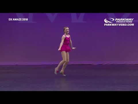 Clara Kruger - Boogie Shoes - New Hope Dance Tap Solo