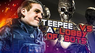SHREDDING THE EASIEST LOBBY ON BLACKOUT!! (Call of Duty: Blackout)