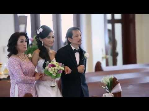 Beautiful In White By Shane Filan (Amy & Uy's Wedding) - Amy Tran