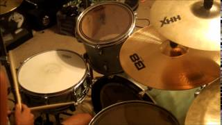 94th Street - The Word Alive drum cover