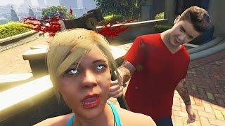 JUSTIN BIEBER KILLS HIS GIRLFRIEND IN GTA 5 (Gta 5 Girlfriend Mod)