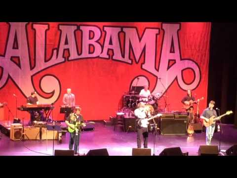 Alabama - I'm in a hurry Live in NYC