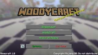 Minecraft Halo on Woodycraft.net