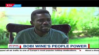 BOBI Wine\'s people Power | Bottomline Africa