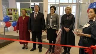 Онлайн-Якутск открытие школы №35 г.Якутска