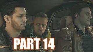 Battlefield Hardline Gameplay Walkthrough Part 14 - I CAN'T DRIVE! | BFH PS4 Walkthrough