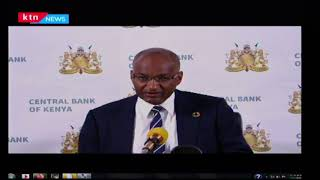 Central Bank of Kenya Governor Patrick Njoroge gives Kenyans hope