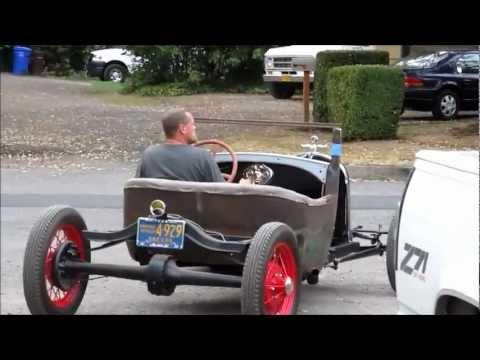 1928 Model A Race Car
