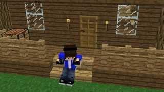 Minecraft Animace  | Krev ve mě hoří  |