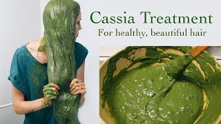 CASSIA TREATMENT FOR HEALTHY HAIR: My Experience + How To