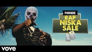 NISKA   Salé (Parodie Fortnite)