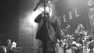 TSOL  Silent Scream at The Regent Theater, Los Angeles 1.7.18