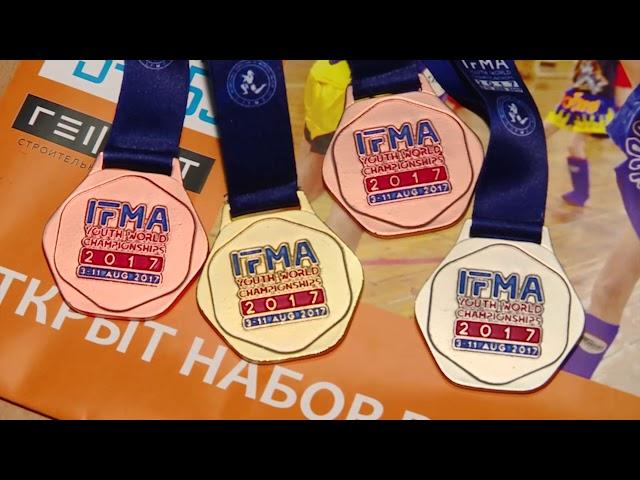 Ангарские спортсмены покорили Бангкок