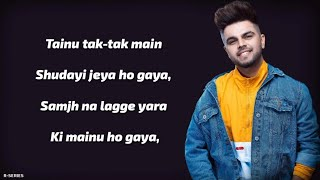 Karde Haan (Lyrics) - Akhil | Manni Sandhu   - YouTube