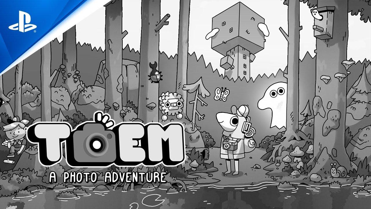 Entspannendes Fotografie-Abenteuer Toem ab 17. September für PS5