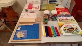 Prek-Kinder Living Math Resources & Tools