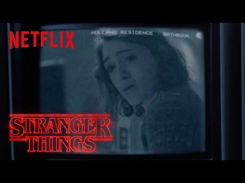 Stranger Things | Hawkins Monitored - Monitor 1 | Netflix